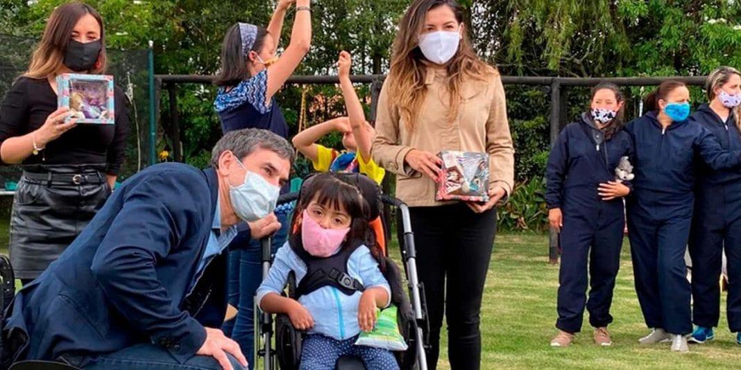 Cundinamarca conmemora el día mundial de la discapacidad