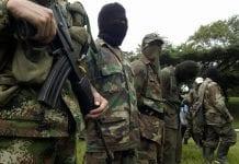 Eln Venezuela Disidencias Farc