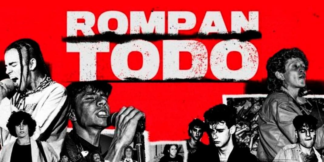 Netflix anuncia serie sobre historia del rock en Latinoamérica