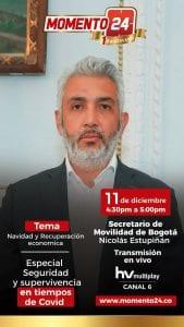 Aniversario Momento24: Seguridad y supervivencia en tiempos de Covid