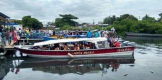 colombianos rescatados