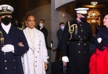 Así fue la presentación de Jlo y Lady Gaga en la investidura de Joe Biden