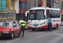 Balance del toque de queda en Cundinamarca deja 220 comparendos a vehículos