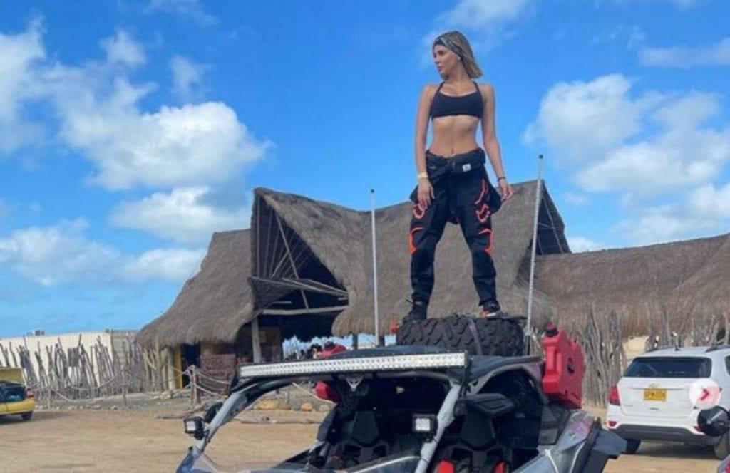 Elizabeth Loaiza ¿En problemas en la Guajira