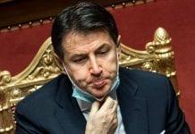 Exprimer Ministro de Italia