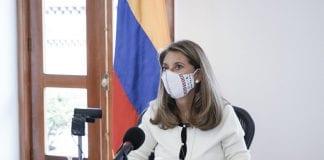 vacuna vicepresidenta