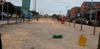 Continúa proceso de demolición en Soacha para las fases II y III de TransMilenio