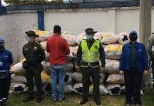 Decomisan cargamentos ilegales de madera y carbón vegetal, en vías de Cundinamarca y Boyacá