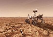 ¡Los sonidos de Marte! Captan primeros 'ruidos' del planeta rojo