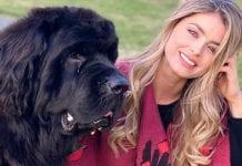 Cristina Hurtado despide a su perro con emotivo mensaje
