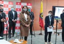 Planean soluciones para entrada a Bogotá por la AutoNorte y por Soacha