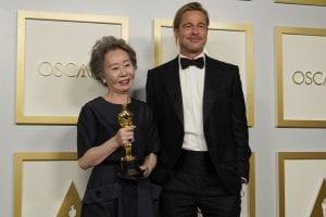 Así fueron los Premios Oscar en la mitad de una pandemia-Momento24
