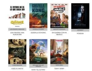 ¿Las salas de cine en Bogotá tienen pico y cédula?