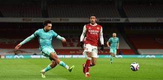Liverpool y Arsenal