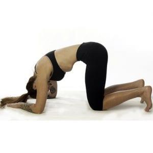 Luisa Fernanda W muestra ejercicios para tener el abdomen plano-Momento24