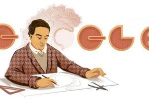 Doodle de Google le rinde homenaje a arquitecto colombiano