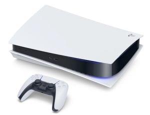 Primera gran actualización para playstation 5