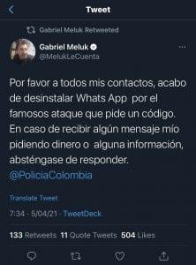 Cómo prevenir que su cuenta de WhatsApp sea hackeada