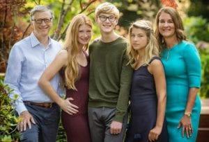 Bill Gates se separa de su esposa luego de 27 años juntos