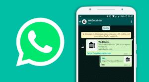 Como crear una conversación con uno mismo en WhatsApp-Momento24