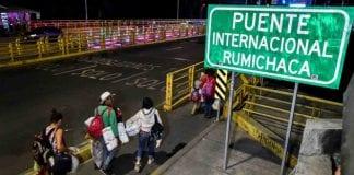 Fronteras con Ecuador