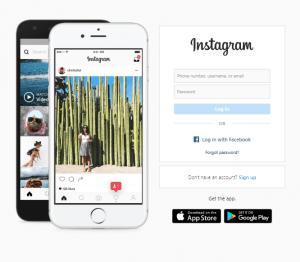 Instagram tendrá nuevos cambios en version web-Momento24