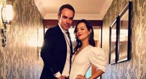 La actriz Natalia Reyes confirma su embarazo
