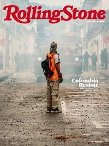 La portada de la revista Rolling Stone sobre el Paro Nacional-Momento24