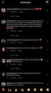 Naomi Campbell tuvo su primer bebé a sus 50 años-Momento24