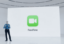 FaceTime de Apple