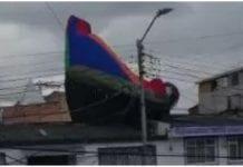 Inflable Bogotá