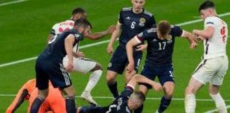 Inglaterra Escocia