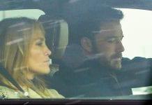 Jennifer López y Ben Affleck ya no esconden su amor