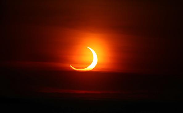 Estas son las mejores imágenes del eclipse 'anillo de fuego'
