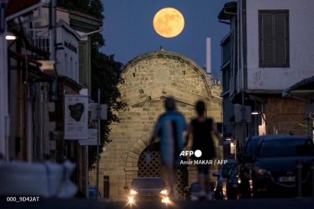 ¿Se perdió la Luna de fresa? Reviva las mejores imágenes