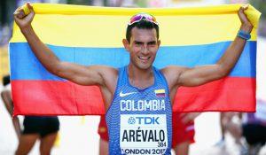 Juegos Olímpicos Colombia