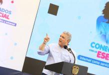 72 % de los colombianos desaprueban gestión del Presidente Duque: Encuesta Invamer