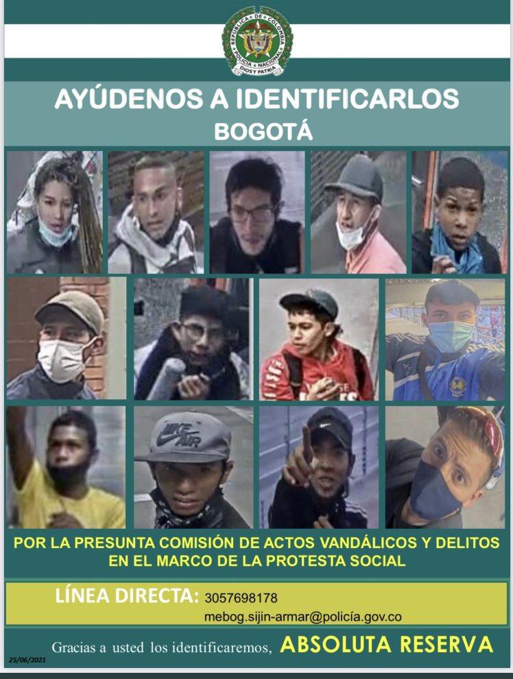 Más buscados de Bogotá