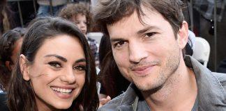 Mila Kunis y Ashton Kutcher no se bañan todos los días