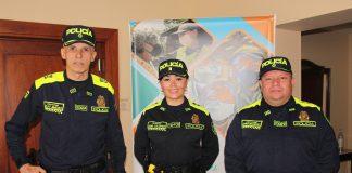 Policía Metropolitana de Ibagué