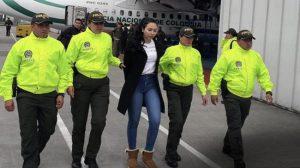 Aida Victoria recordó cuando fue capturada como una delincuente