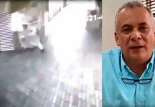 Alcalde de Armenia asegura que fantasma atacó a un celador