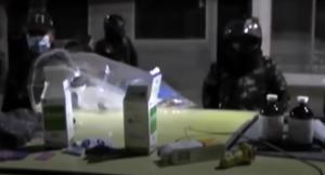 Bogotá: Cayó banda que se dedicaba al comercio de drogas