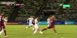Falta a Messi