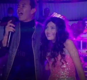 Jhonny Rivera confirmó muerte de la niña a la cual le cantó en sus 15 años