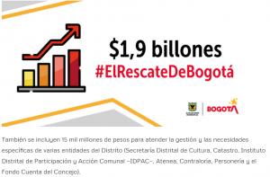 Rescate social de Bogota