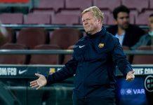 Ronald Koeman es destituido como DT del Barcelona
