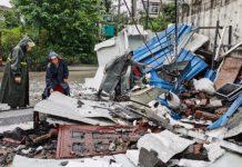 China Terremoto