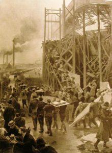 Tragedia de Ibrox Park de Glasgow, Escocia (1902)