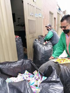 Vive vibra verde: Proyecto que busca aprovechar los residuos orgánicos